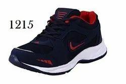 Navy Blue Sport Shoes-1215