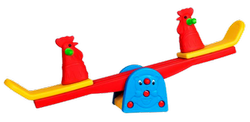 Rooster See Saw