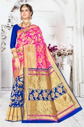 New Banarasi Silk All Occasion Wear