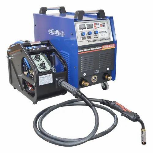 Semi-Automatic Inverter MIG/MAG (Co2) Welding Machine