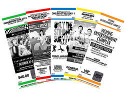 Ticket Printing Services