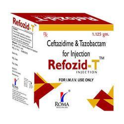 Ceftazidime & Tazobactam