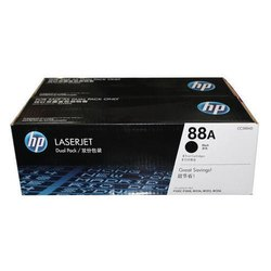 HP 88A Dual Pack Black Toner Cartridge