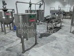 Mango Pickle Processing Machine