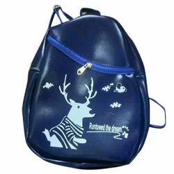 Printed Shoulder Backpack Bag