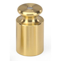 Brass Cylindrical Knob Weight