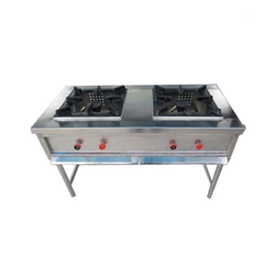 Coldstar Stainless Steel Kitchen Equipment - Gas Range