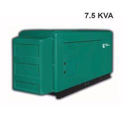 7.5 KVA Silent Generator