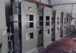 Frame Type Hydraulic Press Machine