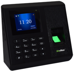 Biomax Time Attendance Systems