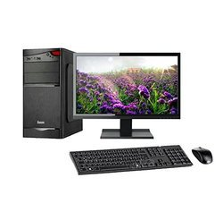 Desktop Computer, Memory Size (RAM): 2, 1GB