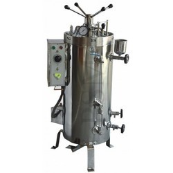 Autoclave Double Drum Radial Locking
