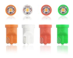 Automotive LED Indication Two Wheeler Bulb without Lens