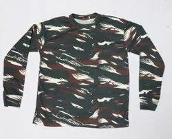 Yodha Round Neck Full Sleeve T-shirt