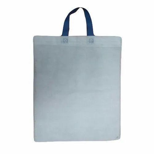 White Loop Handle Non Woven Bag