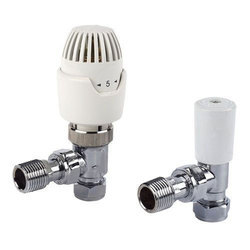 SOLWET Thermostatic Radiator Valve, Size: 15 Mm, Model Name/Number: Trv15
