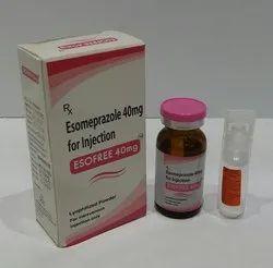 Esomeprazole 40 Mg vial