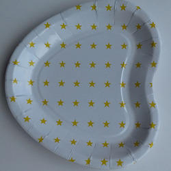 Card Paper Dish