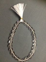 Healing Crystal Quartz Sphatik Bracelet Elastic Stretch Cord Round Beaded Bracelet