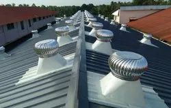 FRP Rooftop Air Ventilator