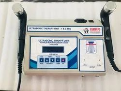 LCD1&3mhz Ultrasonic Therapy Machine