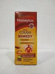 Morbino Purple Honeytus Cough Syrup, 100ml, Prescription