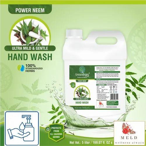 treeology POWER NEEM ULTRA MILD & GENTLE HAND WASH