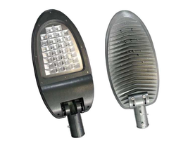 Oval LED Street Light Housing