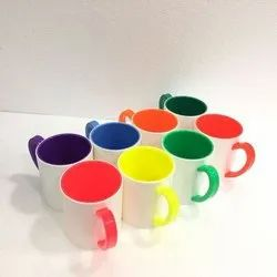 Sublimation 3 tone Polymer Mug