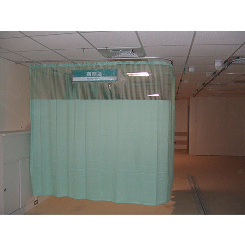 Aluminum Hospital Curtains Track
