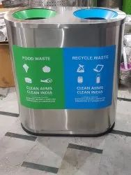 Duo Dustbin