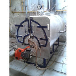 Oil Fired Hot Water Generators