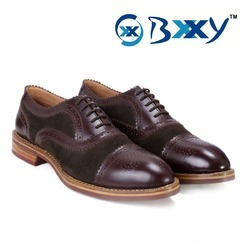 Rubber Male GOODYEAR WELTED SHOES ON DAI NITE SOLE, Size: 6 TO 10