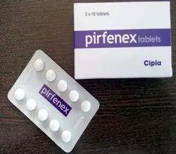 Pirfenidone Pirfenex Tablets IP 200mg