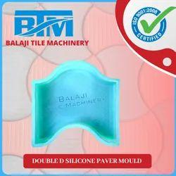 Double D Silicone Paver Mould