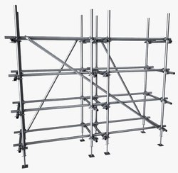 H-frame Vertical Galvanized Scaffolding