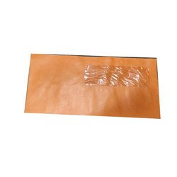 Paper Plain Window Envelope, Packaging Type: Packet, Size: 9x4 Inch