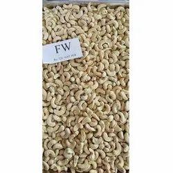 Zero Broken in Tins Ivory Cashew Kernel FW, Packaging Size: 10 Kg, Packaging Type: Tin