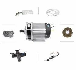 DC 60V 3000W BM1418ZXF Brushless Motor, DIY E-Tricycle For Medium And Heavy Load E-Tricycle Ebike