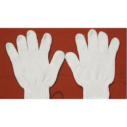 Knitted Hand Gloves