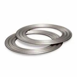 Stainless Steel Corrugated Gasket, For Automobile Industry, Thickness: 3-4 Mm