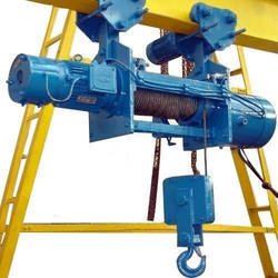 Power Lift Wire Rope Hoist