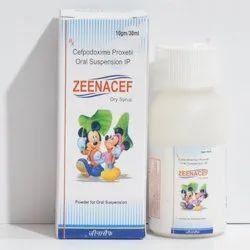 Cefpodoxime Proxetil Oral Suspension
