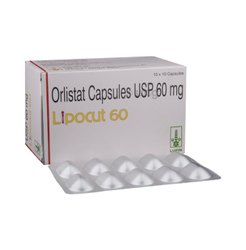 Orlistat 60 mg Capsule