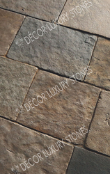 Purbeck Rustic Aged Flooring Stone