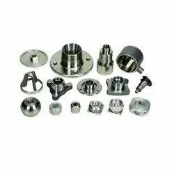 3D Usher Stainless Steel CNC Machined Component, Packaging Type: Box