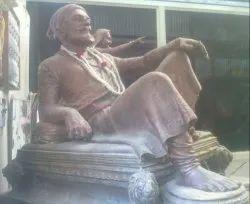 FRP Statue Of Shivaji Maharaj