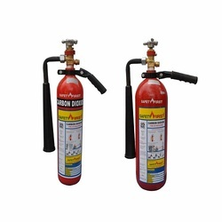 CO2 Safety Fire Extinguisher