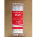 Lockwell Cable Tie 250 x 3.6 White
