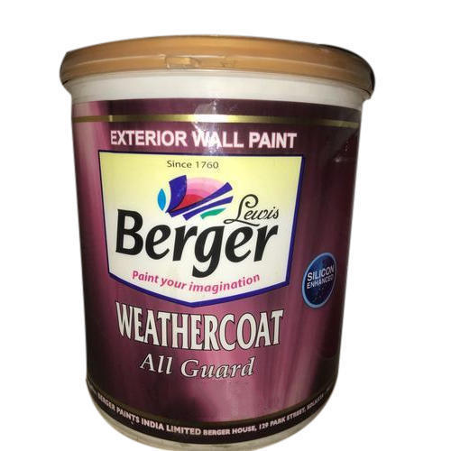 Amazing Weathercoat All Guard Exterior Wall Paint